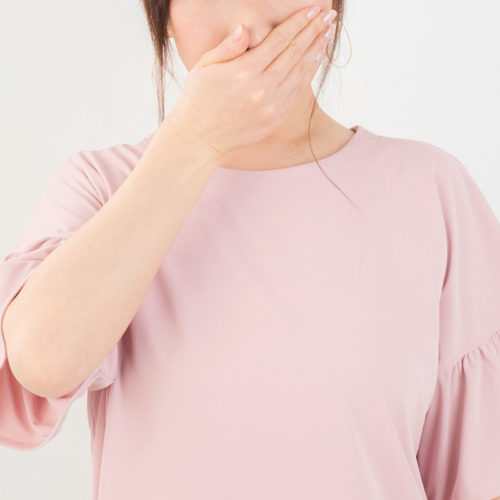 歯周病と口臭の関係